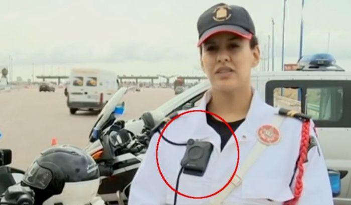 Les gendarmes porteront dorénavant des caméras pour filmer leurs interventions.