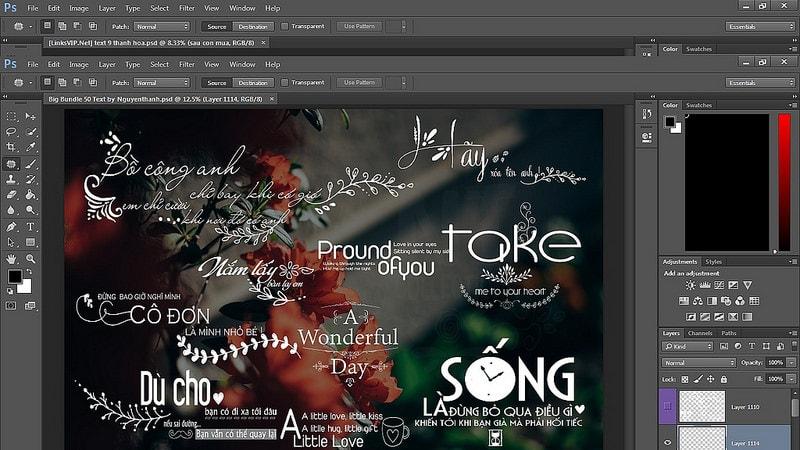 Chia sẻ 2.3 GB Typography đẹp như mơ cho ảnh bìa