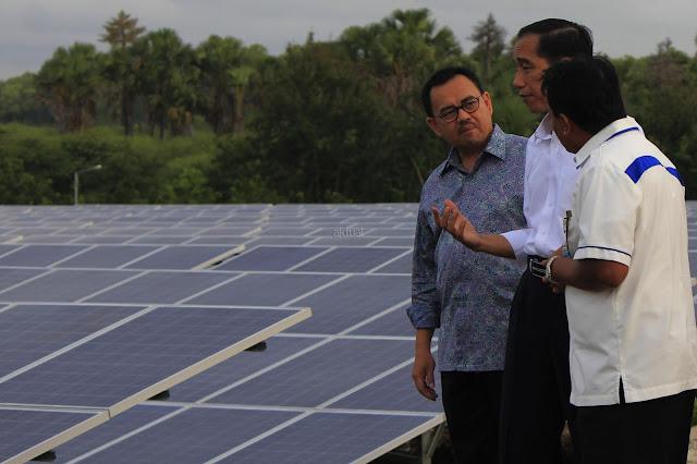 Pemerintah Dorong Peningkatan Desa Mandiri Energi