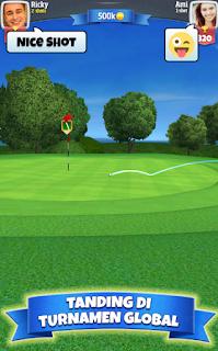 Golf Clash Mod Apk free shopping