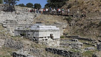Archaeology strains German-Turkish relations