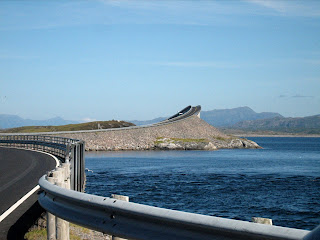 Atlantic Road – the Norwegian Construction of the Century