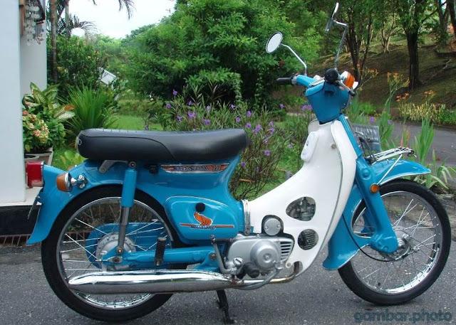 Gambar Honda 70