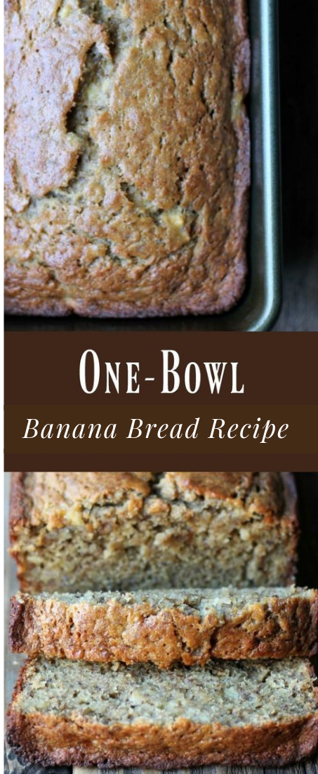 The Best Banana Bread Recipe #banana#cake