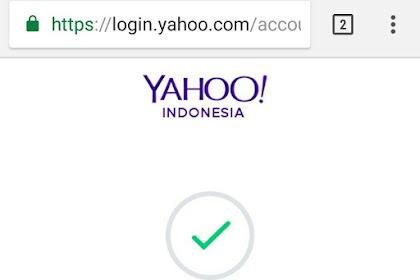 Panduan cara membuat akun email baru yahoo lewat android/hp dengan mudah