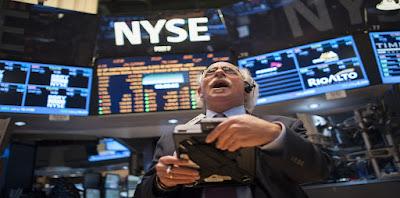 أسعار النفط تؤدي الي انخفاض الأسهم الامريكية في بداية الجلسة