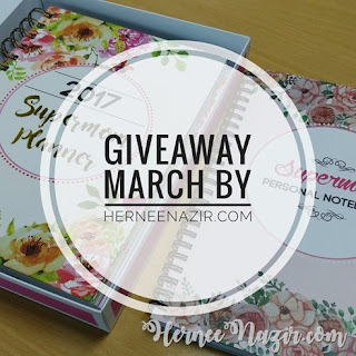 http://herneenazir.com/2017/03/15/giveaway-march-by-herneenazir-com/