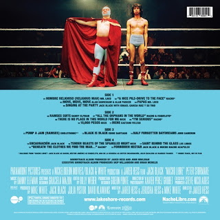 nacho libre soundtracks