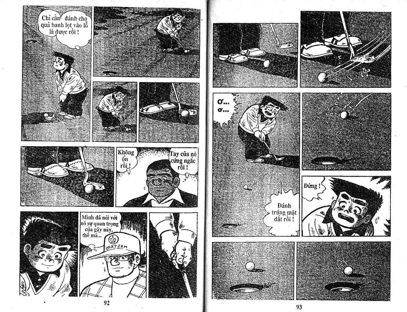 Ashita Tenki ni Naare chapter 20 trang 45