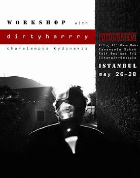 Fotografevi workshop Istanbul
