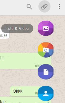 Come caricare una foto da pc a whatsapp