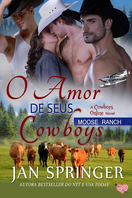 Sempre seus Cowboys - Jan Springer