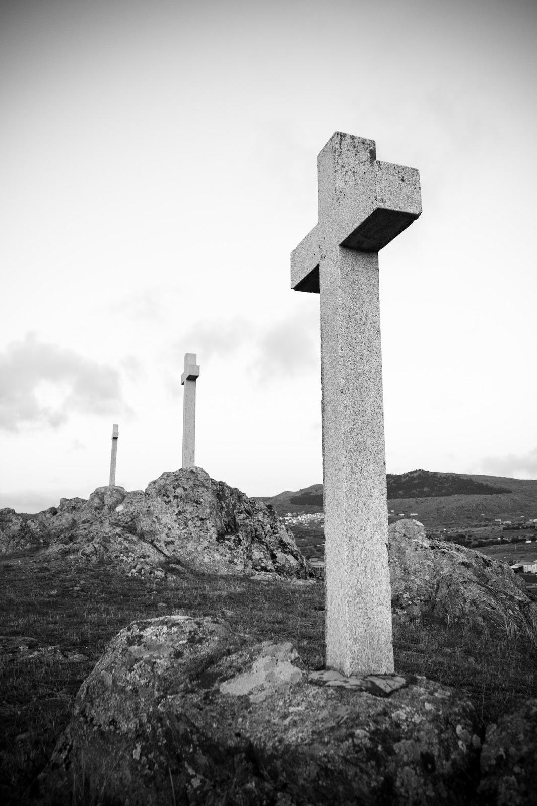 Tres Cruzes, El Barraco, Avila 2013