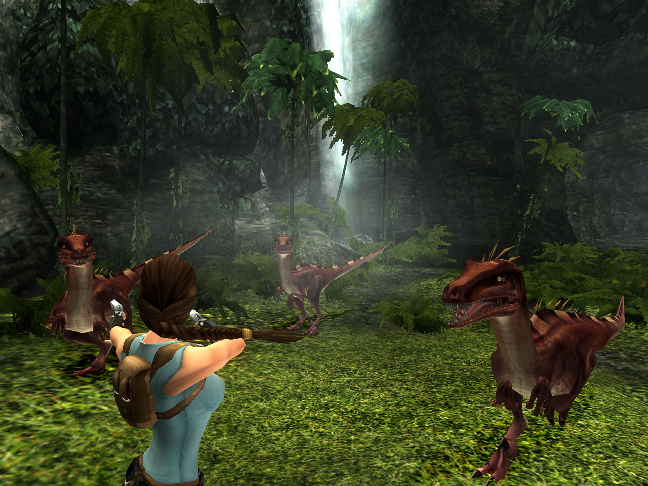 Download Tomb Raider Anniversary PC GAME (Highly ...