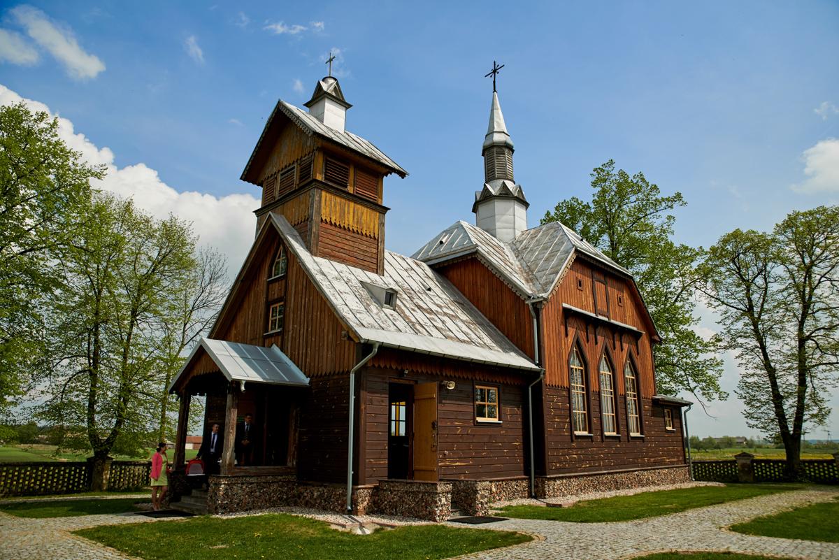 kościół sw mikołaja rozwadówka