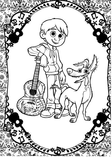 ideas y material para fiestas y candy bar: dibujos de la pelicula ...