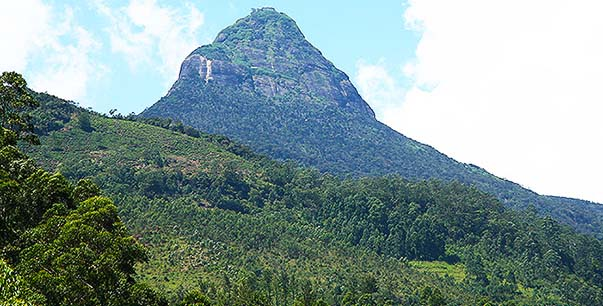 Adam's peak,Sri-Lanka