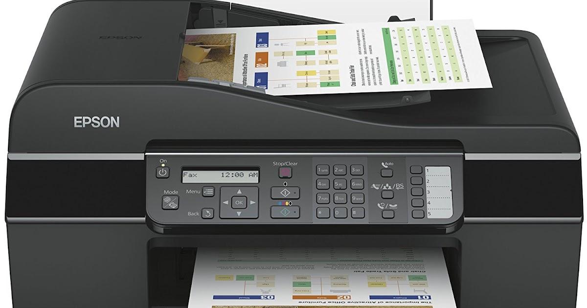 pilote imprimante epson stylus bx300f