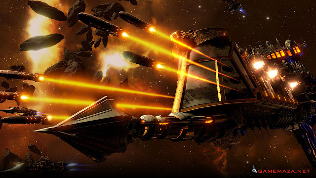 Battlefleet Gothic Armada Gameplay Screenshot 1