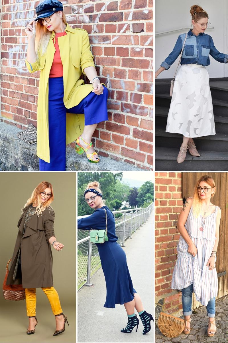 Outfit Inspiration für Frauen, was trage ich als Frau über 40 im Sommer?