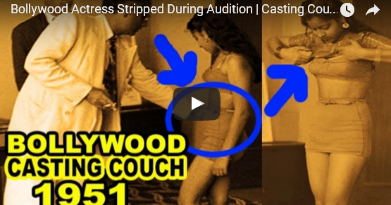 Bollywood Actress Stripped During Audition  Casting Couch -4745