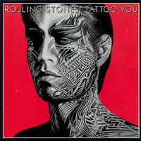 disco THE ROLLING STONES - Tattoo you