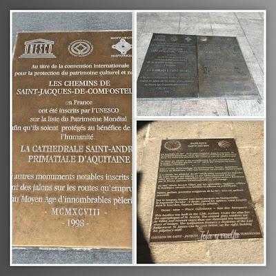 Placas del Patrimonio Unesco
