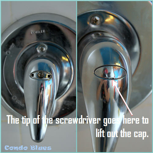 Condo Blues: How to Adjust a Shower Water Temperature Valve