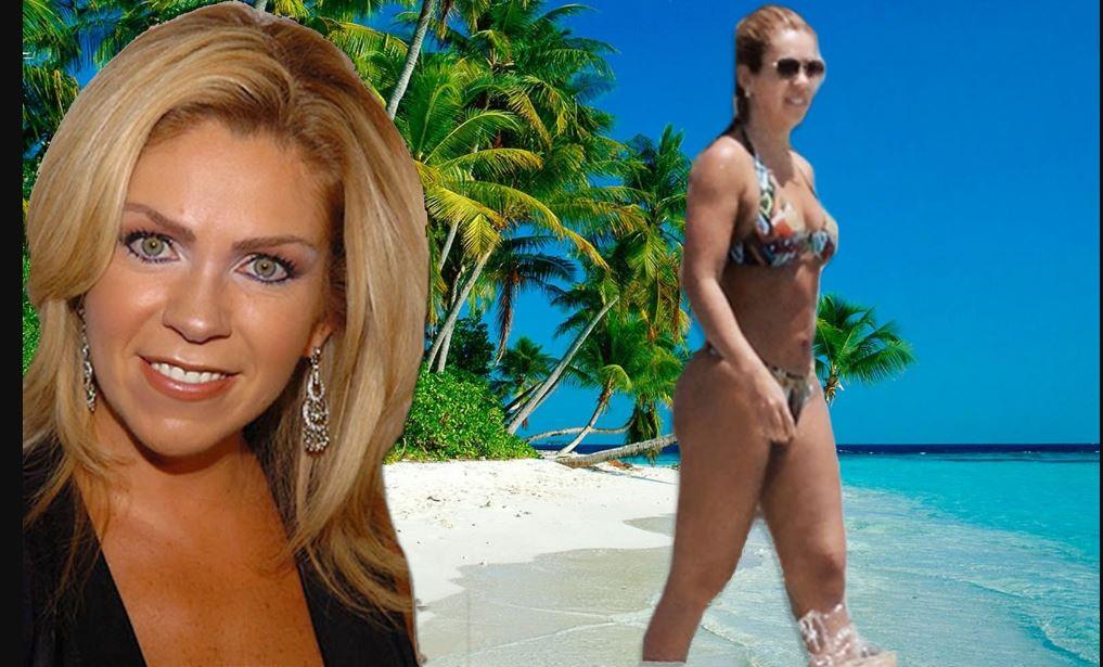 Rocio Sanchez Azuara bikini