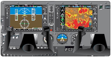 Aircraft instrument system