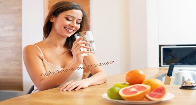 Aç Karnına Su İçmek