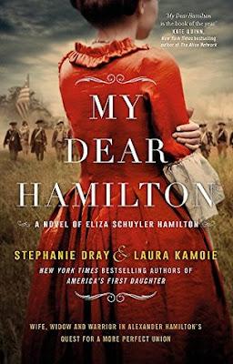 Review: My Dear Hamilton by Stephanie Dray & Laura Kamoie