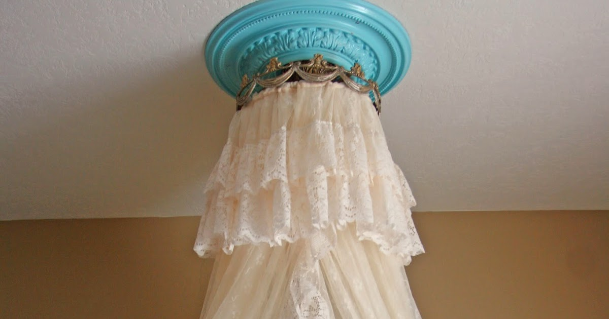 Adventures Of A Busybee Vintage Aqua Princess Bedroom For