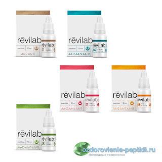 Пептидные комплексы Revilab SL