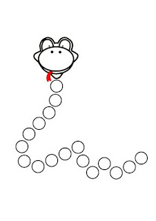 serpiente-molde-gomets-playmais