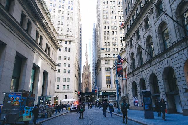 ウォール街(Wall Street)