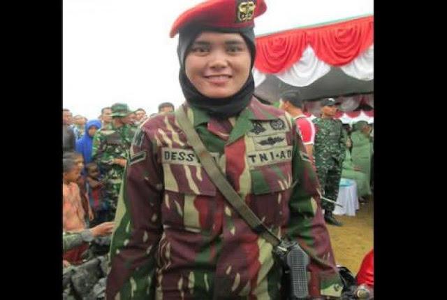 Alhamdulillah, Panglima TNI Izinkan Prajurit Wanita Untuk Berjilbab