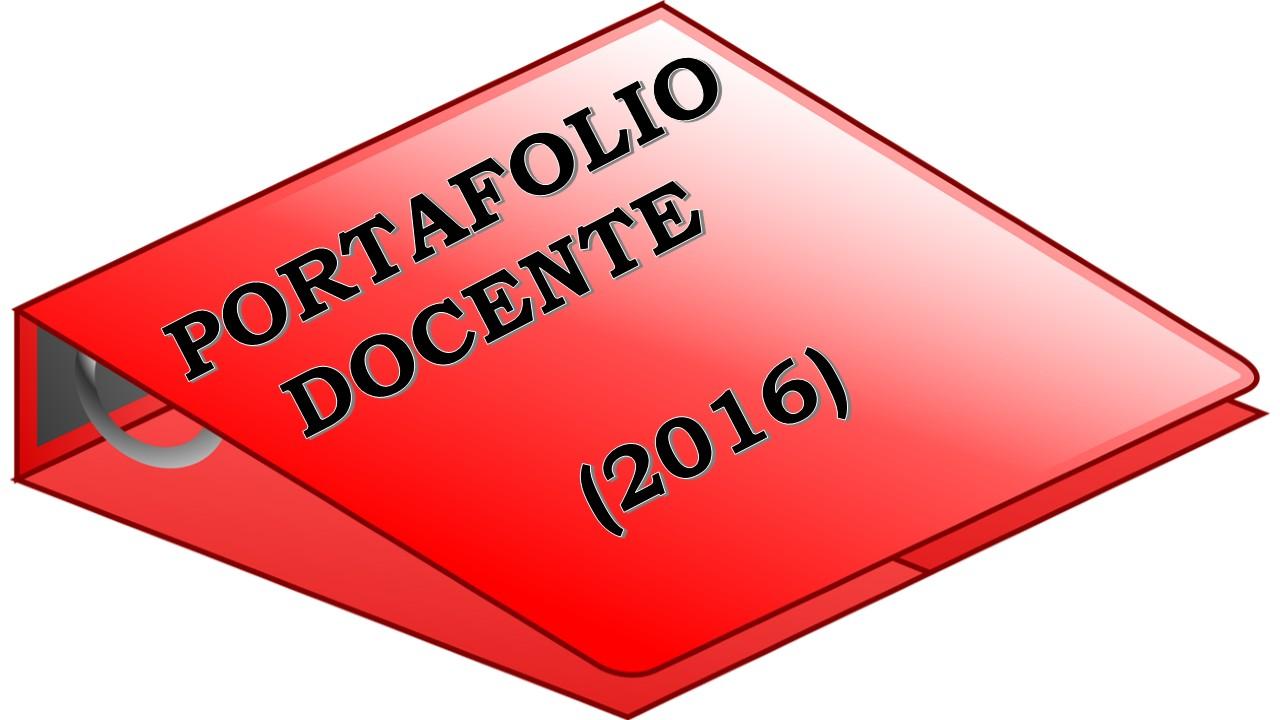 C mo y donde ser evaluado el portafolio docente for Docentes en el exterior 2016