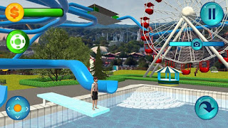 Game Water Slide Downhill Rush Mod Apk6
