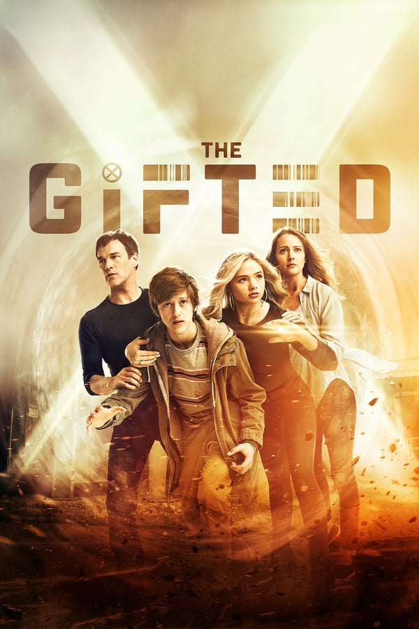 Descargar The Gifted (Los Elegidos) Latino HD Serie Completa por MEGA