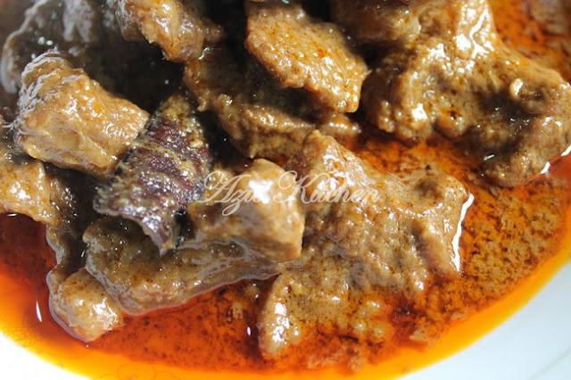 Kerutuk Daging Kambing Kelantan