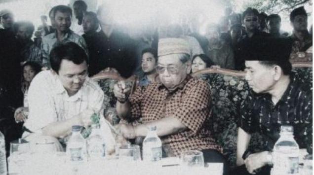 Mengapa Gus Dur Dukung Ahok Jadi Gubernur?