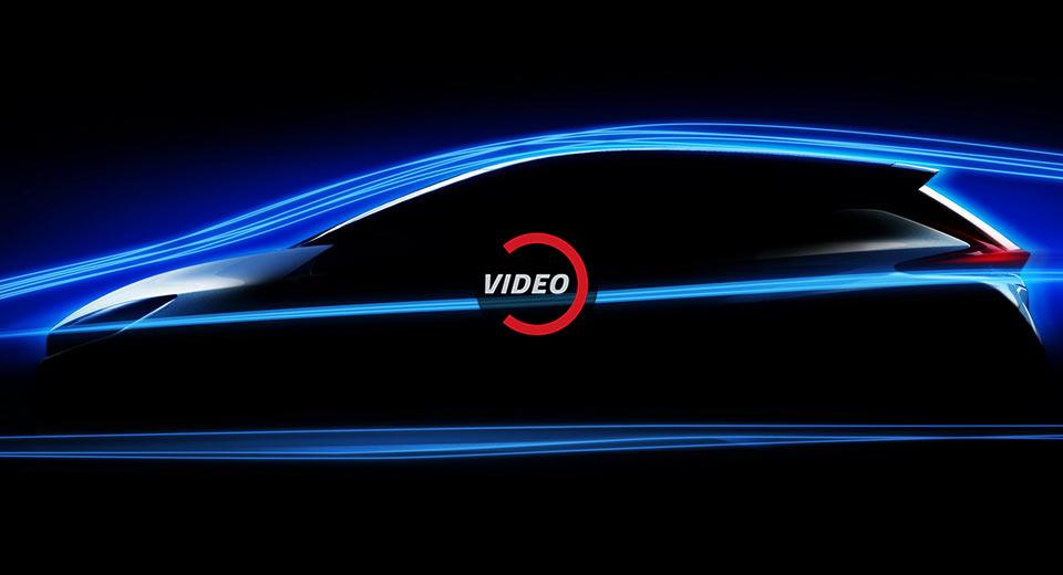 Nissan Leaf Is Lower, More Aerodynamic For Improved Range
