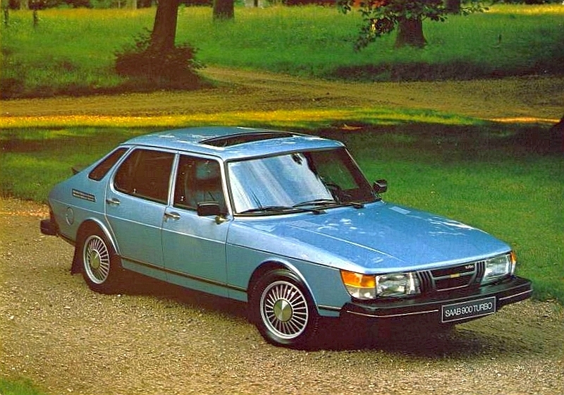 transpress nz: 1982 SAAB 900 Turbo