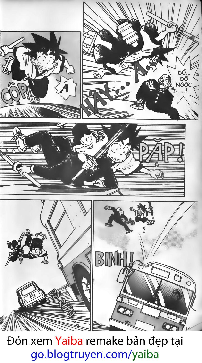Yaiba chap 8 trang 18