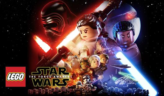 LEGO Star Wars: TFA v 1.28.1~4 MOD Apk + OBB Data [Mega Mod] – Android Games