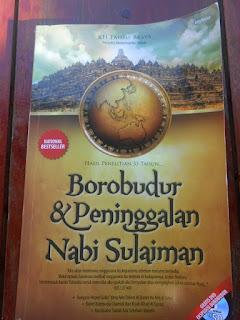 Benarkah Candi Borobudur Merupakan Peninggalan Nabi Sulaiman? Berikut Penjelasannya