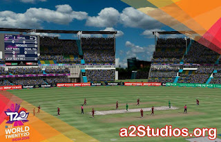ICC cricket world cup 2016 pc game wallpapers|screenshots|images