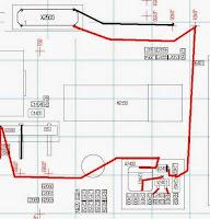 Lampu lcd tanpa transistor nokia asha 200