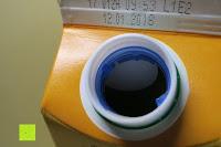 öffnen: Grünland Bio Orangensaft, 8er Pack (8 x 1 l)
